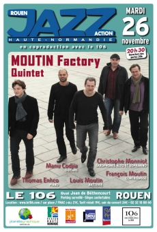 Moutin Factory Quintet