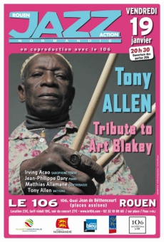 Tony Allen Quartet