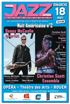 Christian Scott Ensemble / Donny McCaslin quartet